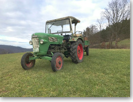 FENDT Farmer 1 BJ 1960